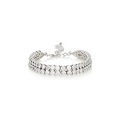 Coast - Silver cubic zirconia 'Letala' bracelet