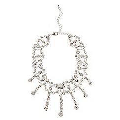 Coast - Silver choker 'Nikita' necklace