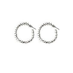 Coast - Silver cubic zirconia 'Casey' earrings