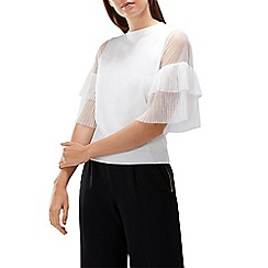 Coast - Kelly tulle knit top