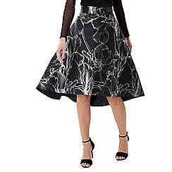 Coast - Kiki jacquard skirt