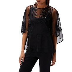 Coast - Souza embroidered mesh top