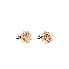 Coast - Almond cubic zirconia 'Billie' earrings