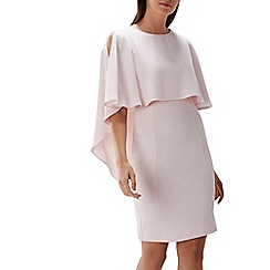 Coast - Debenhams Exclusive-Cressida cape shift dress