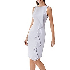 Coast - Shanie drape detail shift dress
