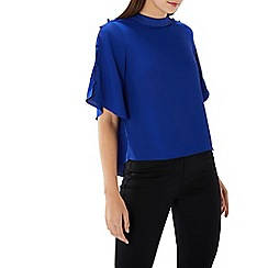 Coast - Andrica button sleeve top