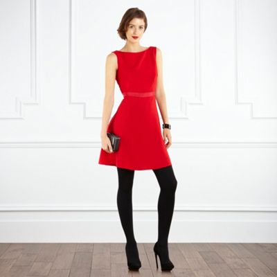 Red Aylenna Dress