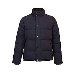 Raging Bull - Peached Puffer Jacket Navy