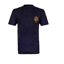 Raging Bull - Embroidered Crest T-Shirt