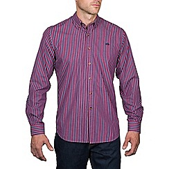 Raging Bull - Varied Stripe Shirt