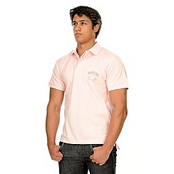 Raging Bull - Pink Raging pique polo