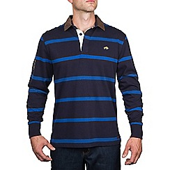 Raging Bull - L/S Striped First XV Rugby