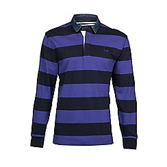 Raging Bull - L/S Hooped Rugby