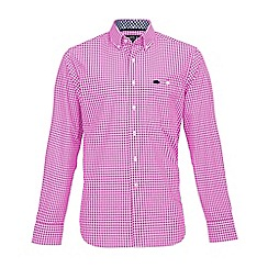 Raging Bull - Gingham check shirt