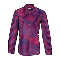 Raging Bull - L/S Small Check Shirt