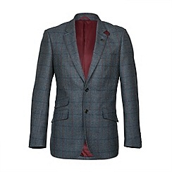 Raging Bull - Overcheck Blazer - Dark Grey