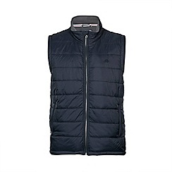 Raging Bull - Lightweight Padded Gilet-Navy