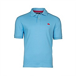 Raging Bull - New Signature Polo - Sky Blue