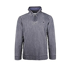 Raging Bull - New Pique Quarter-zip - Navy
