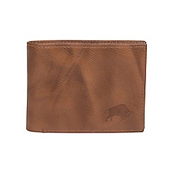 Raging Bull - Leather Wallet - Brown