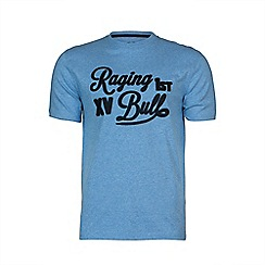Raging Bull - Script Applique T/Shirt