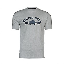 Raging Bull - Bull Applique T/Shirt