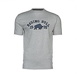 Raging Bull - Bull Applique T/Shirt