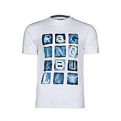 Raging Bull - Neon Lights Print T/Shirt