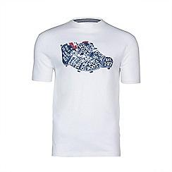 Raging Bull - Bull Boots Print T/Shirt