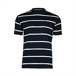 Raging Bull - Breton Stripe T/Shirt