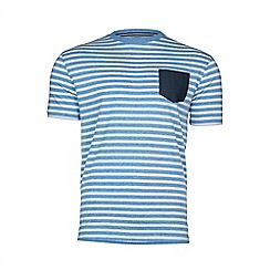 Raging Bull - Pin Stripe T/Shirt