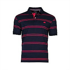 Raging Bull - Tram Stripe Jersey Polo