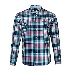 Raging Bull - Madras Check Shirt