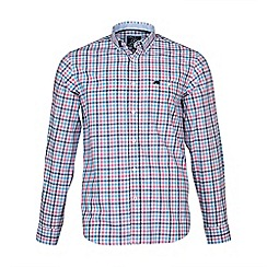 Raging Bull - Multi Colour Gingham Shirt