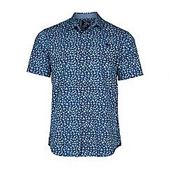 Raging Bull - S/S Floral Print Shirt
