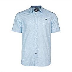 Raging Bull - S/S Ditsy Print Shirt