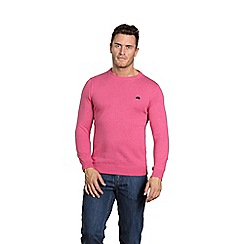 Raging Bull - Crew Neck Cotton/Cashmere Sweater