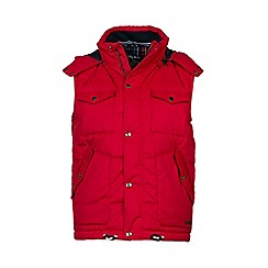 Raging Bull - Quilted Hooded Gilet