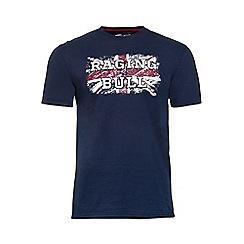 Raging Bull - Union Jack Tee
