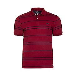 Raging Bull - Tram stripe jersey polo shirt