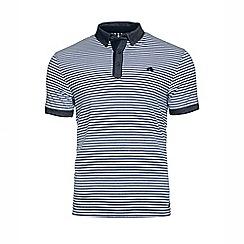 Raging Bull - Shirt Collar Stripe Jersey Polo