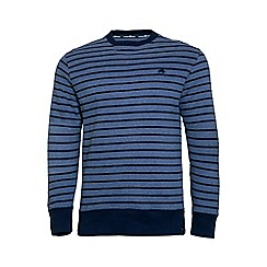 Raging Bull - Stripe Crew Sweater