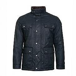 Raging Bull - Waxed Field Jacket.