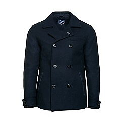 Raging Bull - Melton Peacoat.