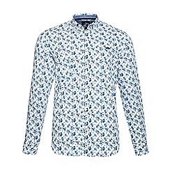 Raging Bull - Floral Print Shirt