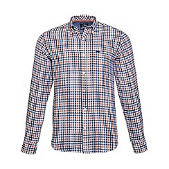 Raging Bull - 3 colour gingham shirt