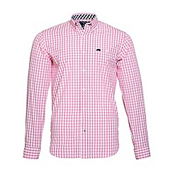 Raging Bull - Signature Gingham Shirt