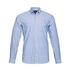 Raging Bull - Stripe Oxford Shirt