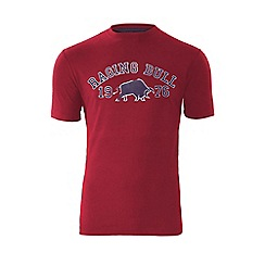 Raging Bull - RB 1976 T/Shirt - Red