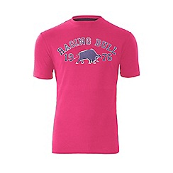 Raging Bull - RB 1976 T/Shirt - Vivid Pink
